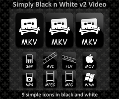 Simply Black n White v2 Video by SLjodal