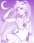 Sailor Moon Crystal by Parue