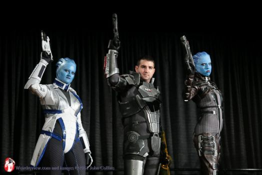 On Gencon's stage by hmwsgx
