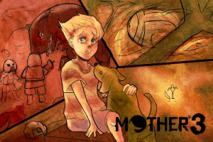 Welcome to the World of Mother 3 by MitsukoOtsuki