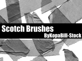 Scotch Brushes by KopaBill-Stock