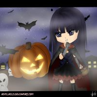 Mio: Trick or Treat by aehtla023