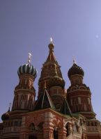 St. Basil Cathedral 4 by grigant