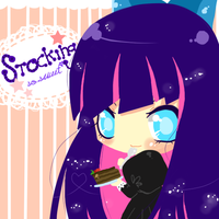 PSG: Stocking by ritsuneko69