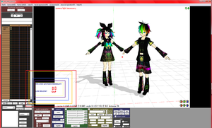 Len and Rin Rave Modles DOWNLOAD by constantlyBuzzing