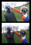 Behave Naruto by darkkasai