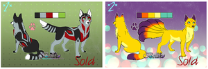 Design auction (2) -CLOSED- by Belliko-art