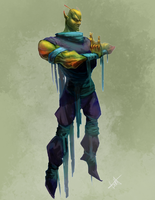 Piccolo by KZBulat