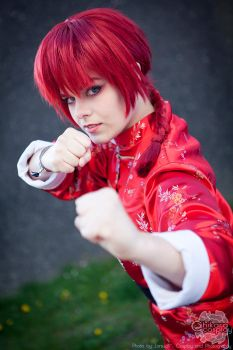 My name is Ranma Saotome.. by ChikaraDesu