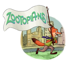 Over 20,000 Zootopians! by Steampoweredfoxes