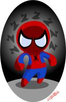Spiderman Posing PPG style by 231705
