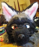 New Ears by Aquillic-Tiger