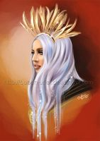 Queen of VMA by Queen-Uriel