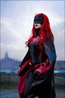 Batwoman cosplay-Gotham guardian by love-squad
