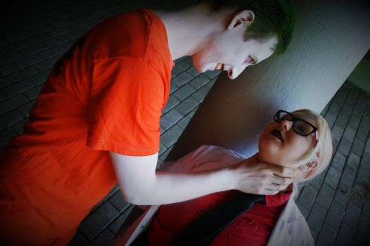 Arkham by WeepingclovnCosplays