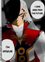 I'm Rogue Fairy Tail 323 ColorArt by Irenechii