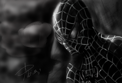 Spiderman by Gluttony25