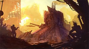 Home Sweet Home (for scavengers) by genericrog
