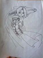 Edward Elric by sheldnic2013