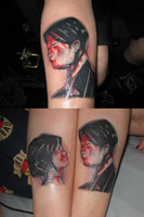 Tattoo - Demolition Lovers by SimonFink