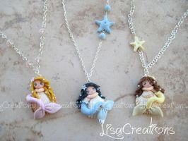 mermaids by LisaCreations by LisaCreations