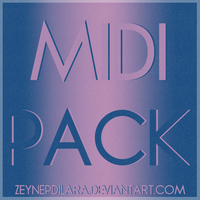 MIDI PACK by ZeynepDilara