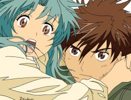Full metal panic by Suuki162006