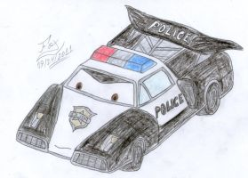Police Package by FoxBluereaver