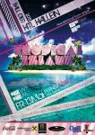 Tropical Island Flyer by Subliminal515
