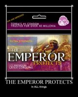 The Emperor Protects by Thanatus-kun