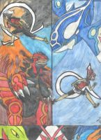 Pokemon Omega Ruby Alpha Sapphire by Drgn12
