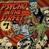 Psycho in the street #1 by HorrorRudey