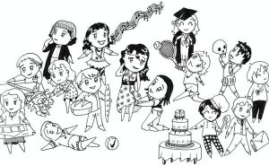 What we want to grow up to be by pollywriggle