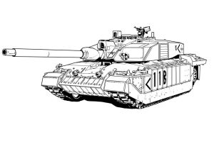 Yet another Tank...yippee by Mumah