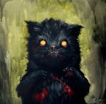 Zombie Cat [Revised] by Eidolette