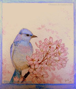 Blue Bird...- Binnus