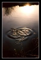 Ripples Redux by pyrascape
