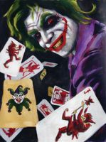 Joker's Card by londonlee