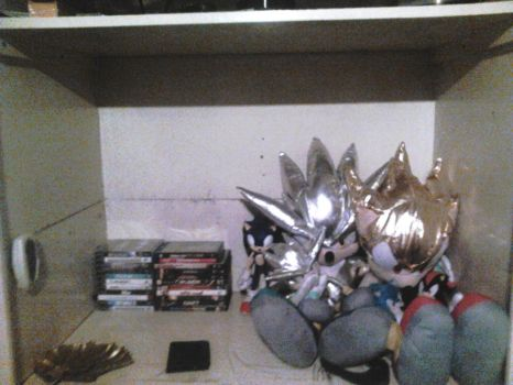 My altar xD by CureCrysisAlex