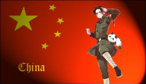 China Wallpaper by gaaradesert6