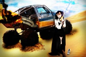 Mad Max. Sparky: SuperChrome by JDLinDallas