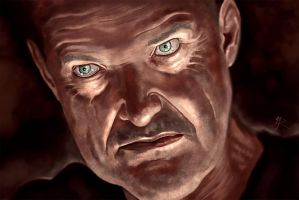 John Locke by mrobinson-art