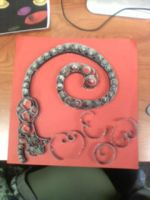 quilling kitteh completed YAY by Lovett91