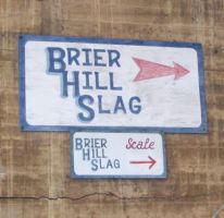 Brier Hill Slag by LDLAWRENCE