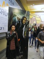 Scabior and Snape by MadDeppBurtonHatter