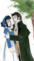 Pride And Prejudice by NuXA