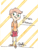 Basil Brown. by Pinky1babe