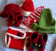 Christmas stuff by Craftcove