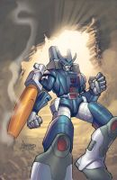 Galvatron by RyanKinnaird