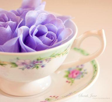 .:: Lilac Tea ::. by Whimsical-Dreams